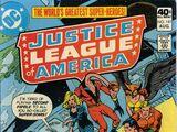 Justice League of America Vol 1 181