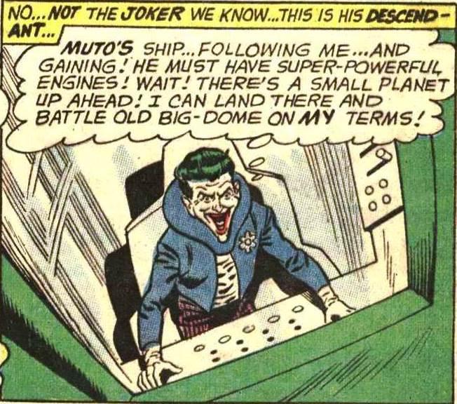 Joker XX (Earth-One)
