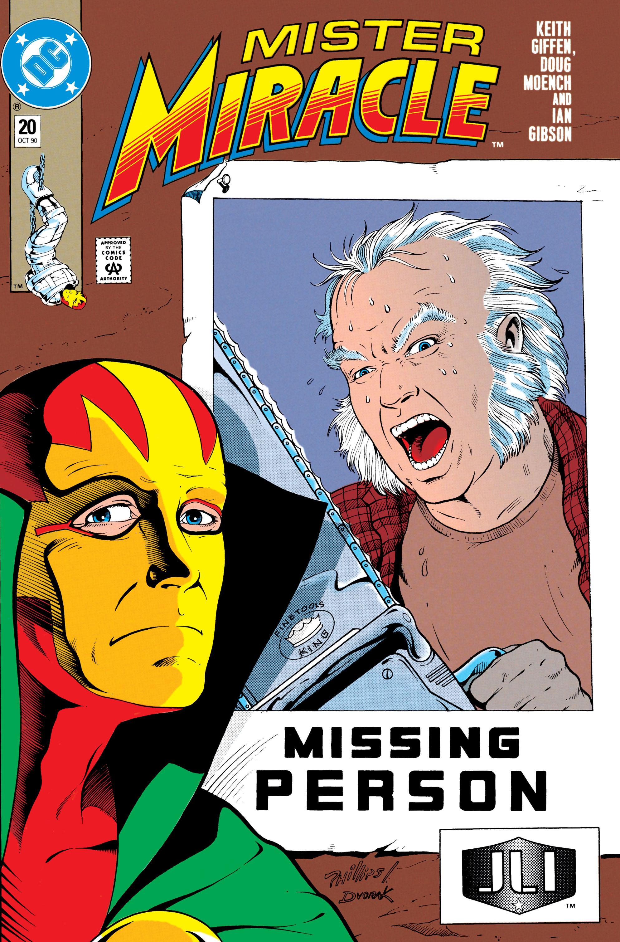 Mister Miracle Vol 2 20