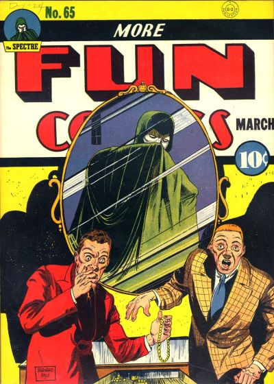 More Fun Comics Vol 1 65