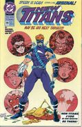New Teen Titans Vol 2 99