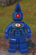 O.M.A.C. Lego Batman 0001