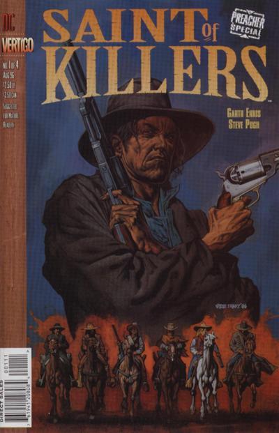Preacher Special: Saint of Killers Vol 1 1