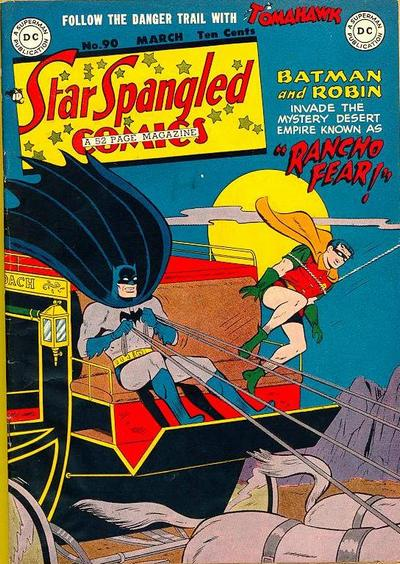 Star-Spangled Comics Vol 1 90
