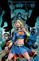 Supergirl Vol 5 62 Textless Cover