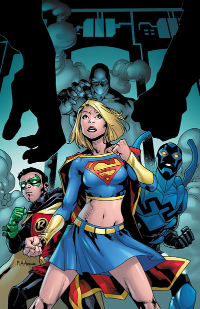 Supergirl Vol 5 62 Textless Cover.jpg