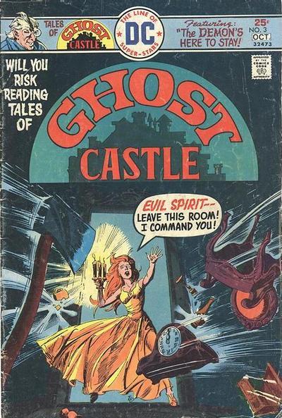 Tales of Ghost Castle Vol 1 3