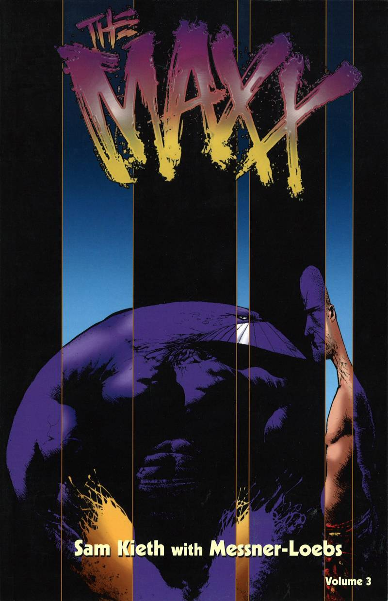 The Maxx Vol. 3 (Collected)