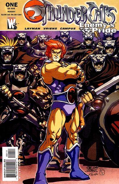 Thundercats: Enemy's Pride Vol 1 1
