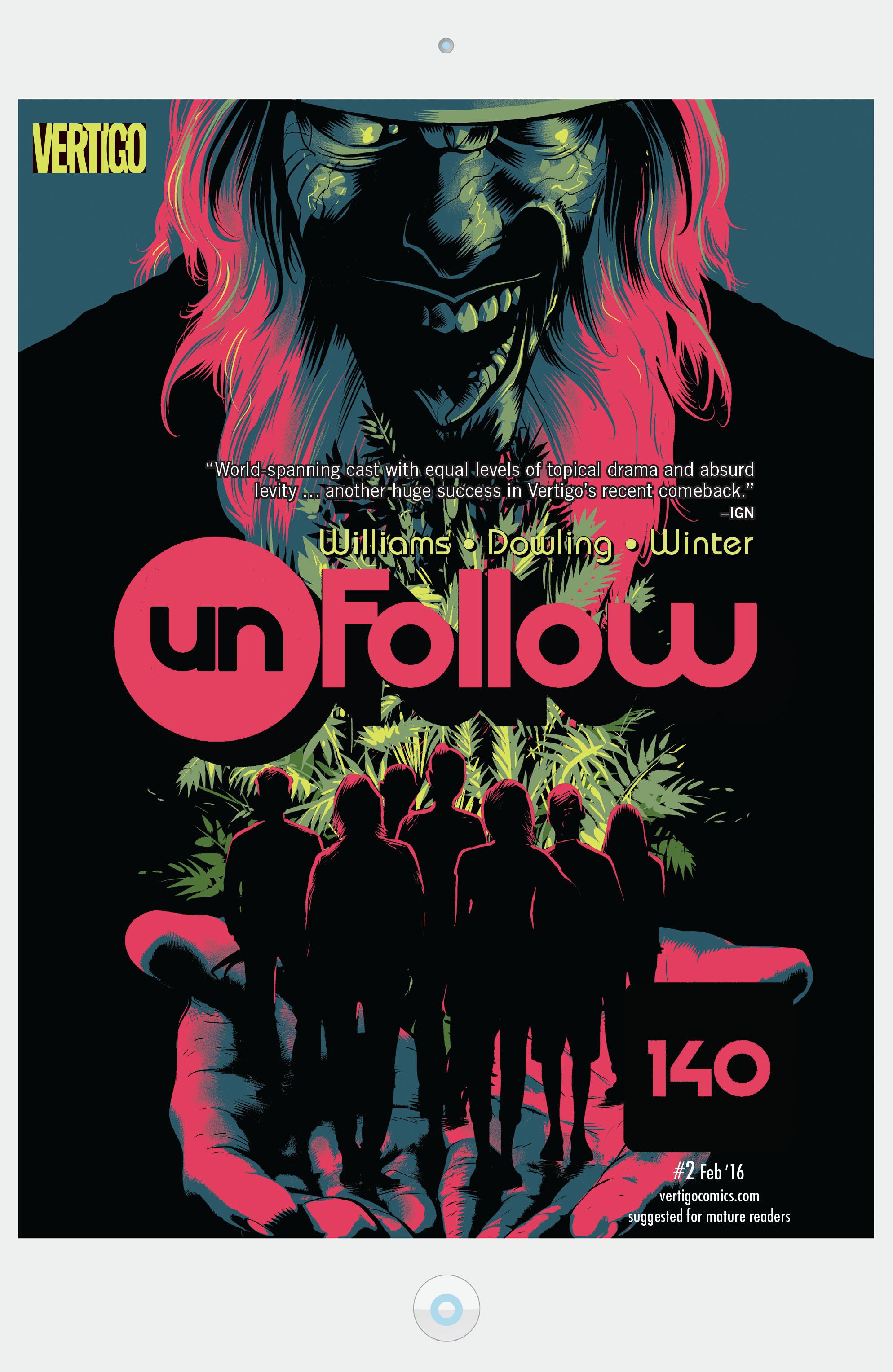 Unfollow Vol 1 2