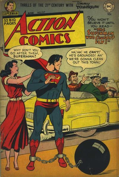 Action Comics Vol 1 157