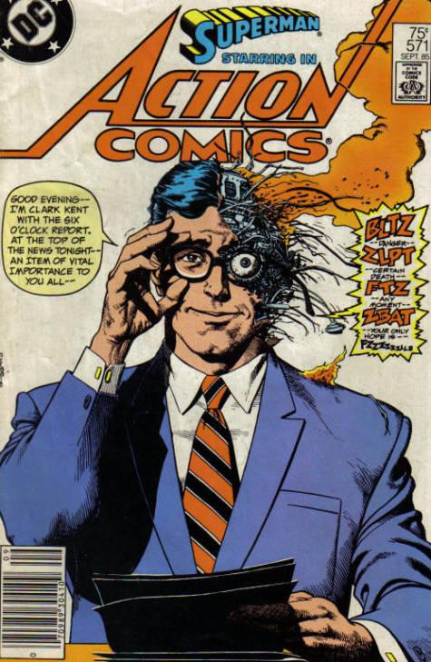 Action Comics Vol 1 571