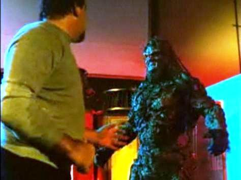 Swamp Thing (1990 TV Series) Episode: The Shipment