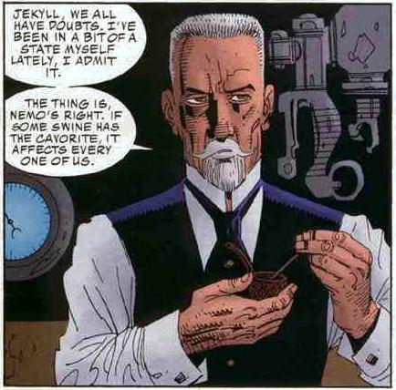 Allan Quatermain (League of Extraordinary Gentlemen)
