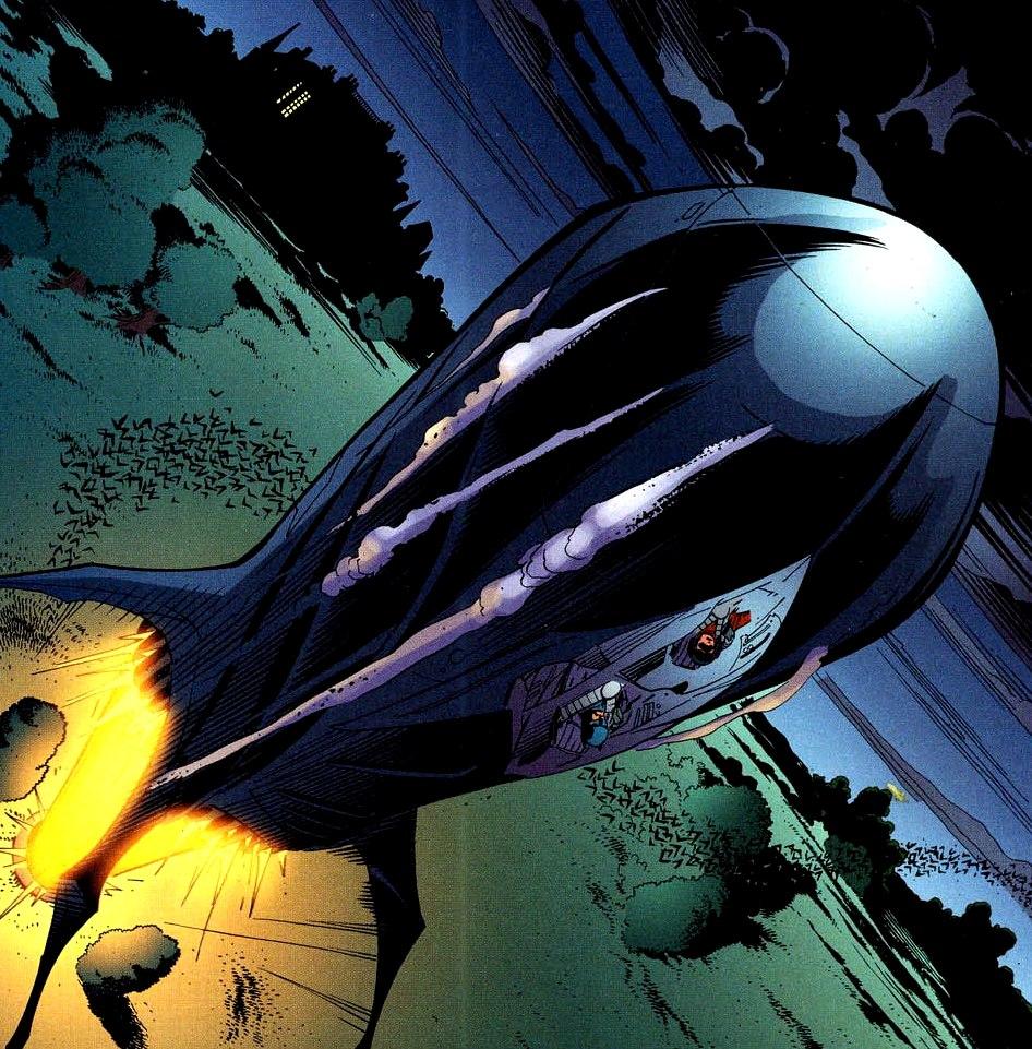 Bat-Rocket