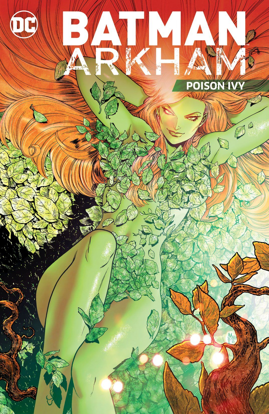 Batman Arkham: Poison Ivy (Collected)