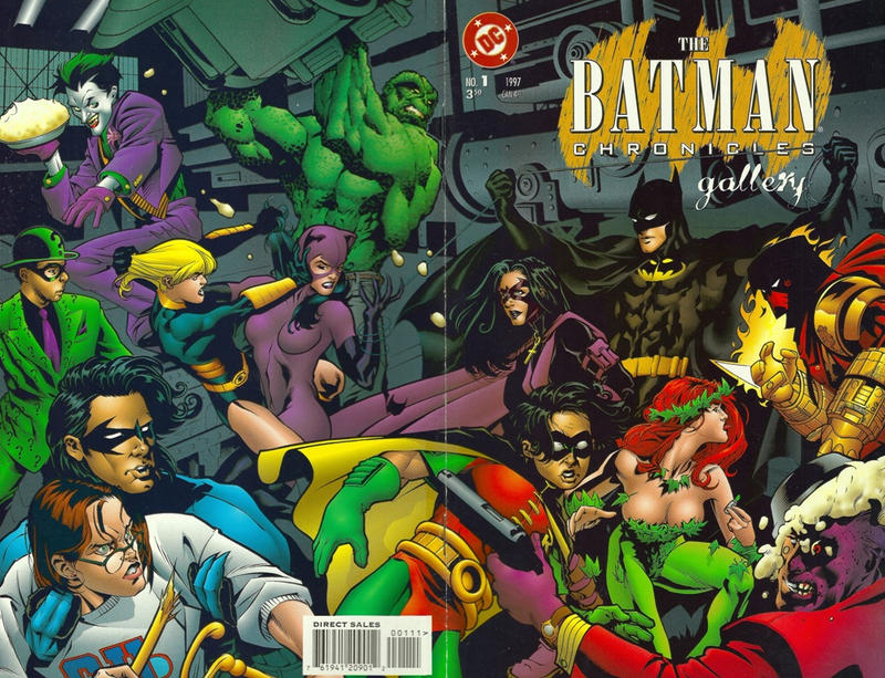 The Batman Chronicles Gallery Vol 1 1
