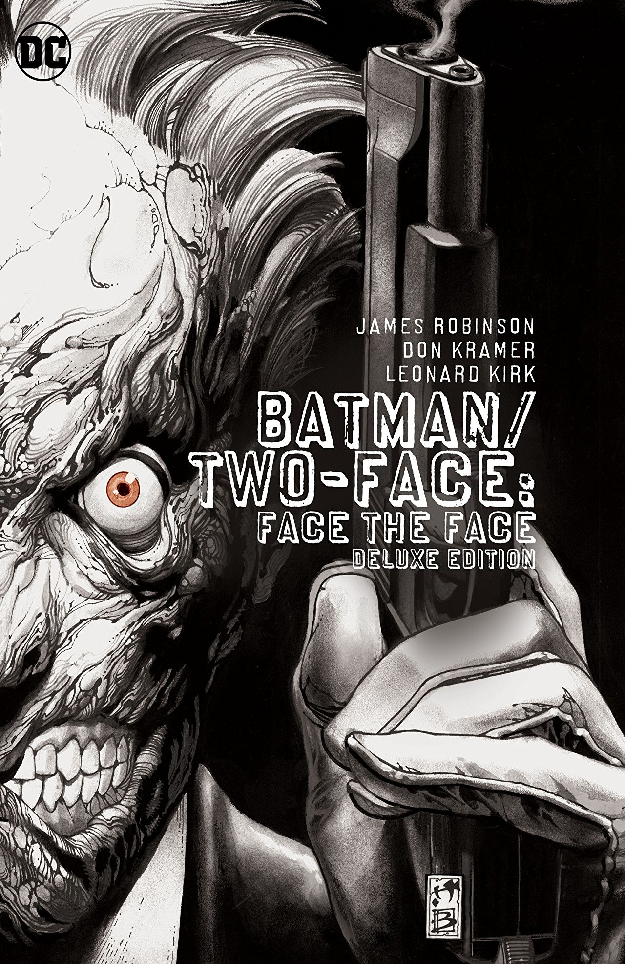 Batman/Two-Face: Face the Face Deluxe Edition (Collected)
