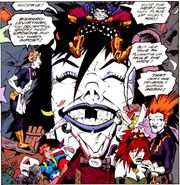 Bizarro Legion of Super-Heroes Earth-247 002