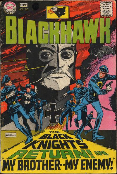 Blackhawk Vol 1 242