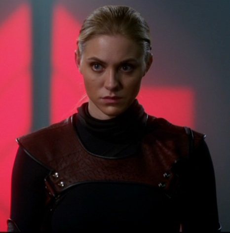Cassandra Savage (Arrowverse)