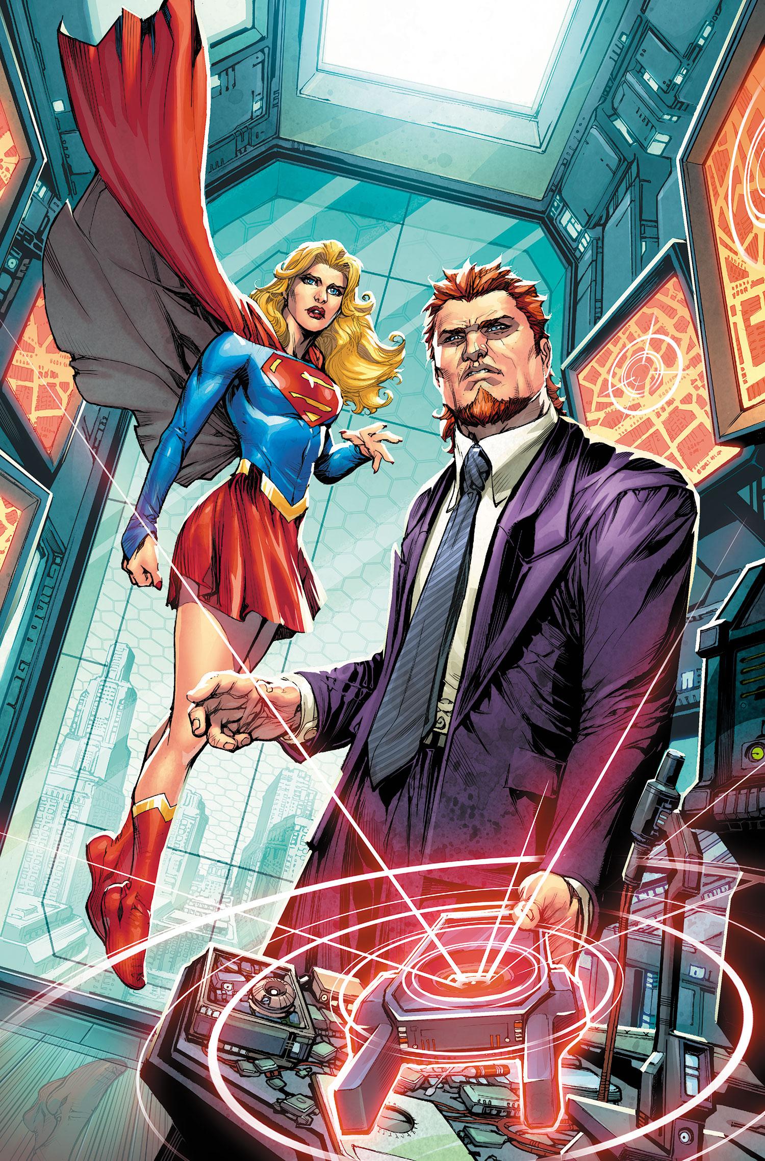 Convergence Supergirl Matrix Vol 1 1 Textless.jpg
