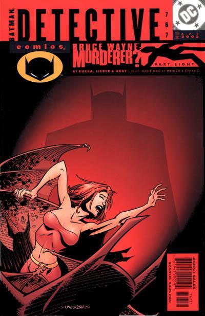 Detective Comics Vol 1 767