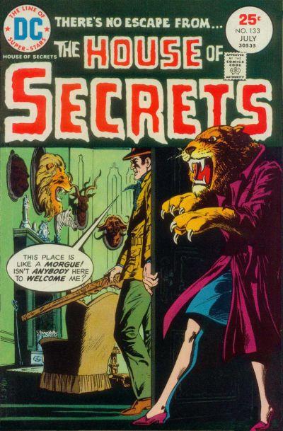 House of Secrets Vol 1 133