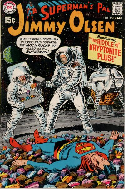 Superman's Pal, Jimmy Olsen Vol 1 126