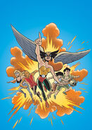Justice League Adventures Vol 1 27 Textless