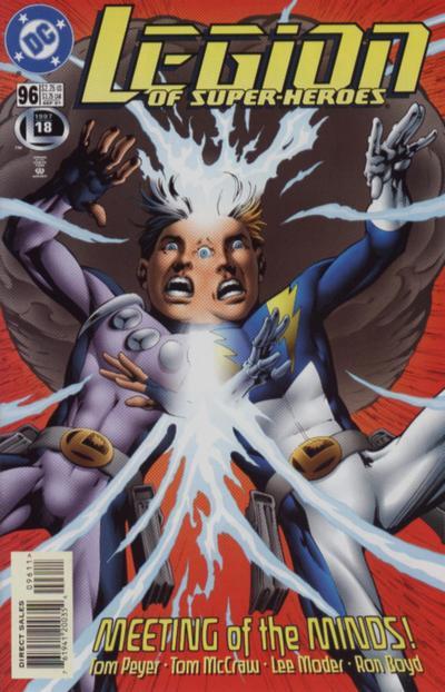 Legion of Super-Heroes Vol 4 96