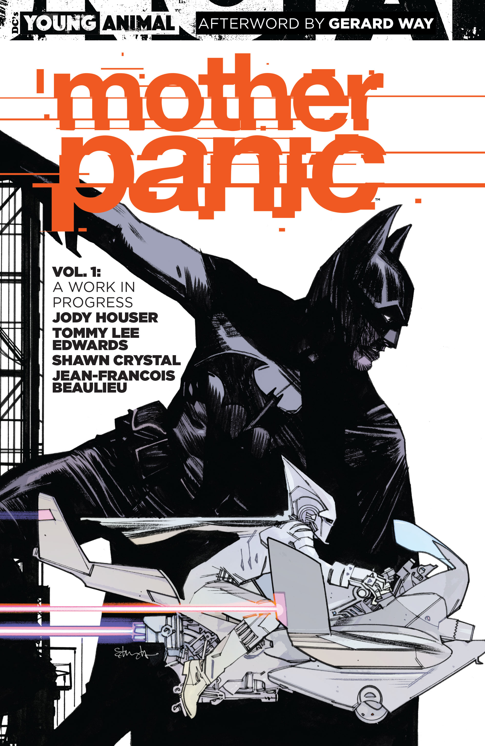 Mother Panic Vol. 1: A Work in Progress (Collected)