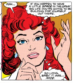 Ruby Carson (New Earth)