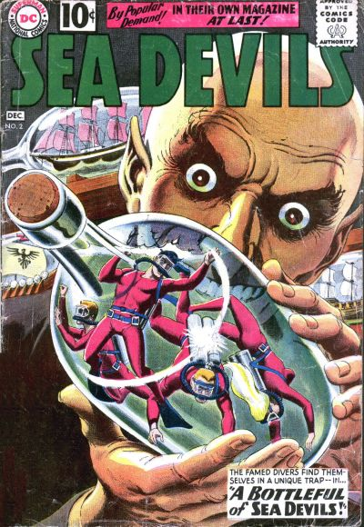 Sea Devils Vol 1 2