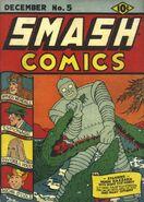 Smash Comics 5