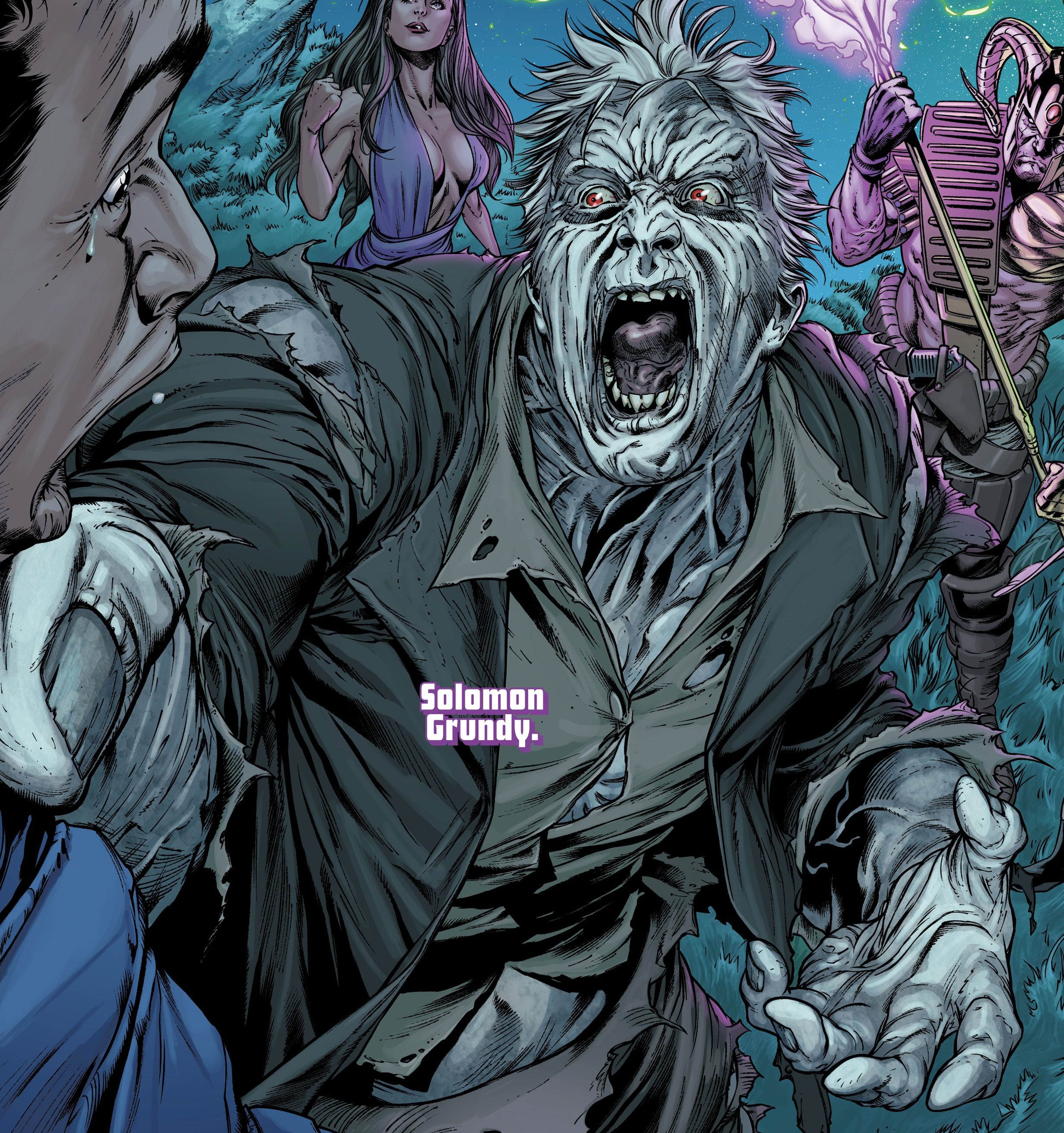 Solomon Grundy clone (Prime Earth)