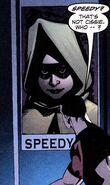 Speedy Mia Dearden Titans Tomorrow 0001