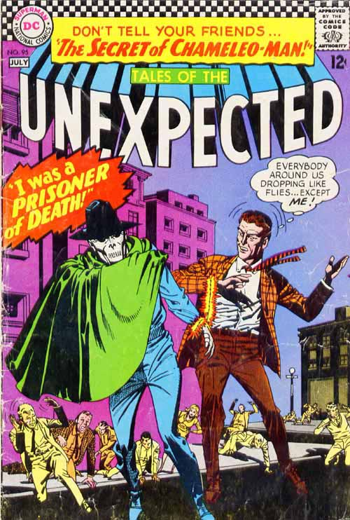 Tales of the Unexpected Vol 1 95