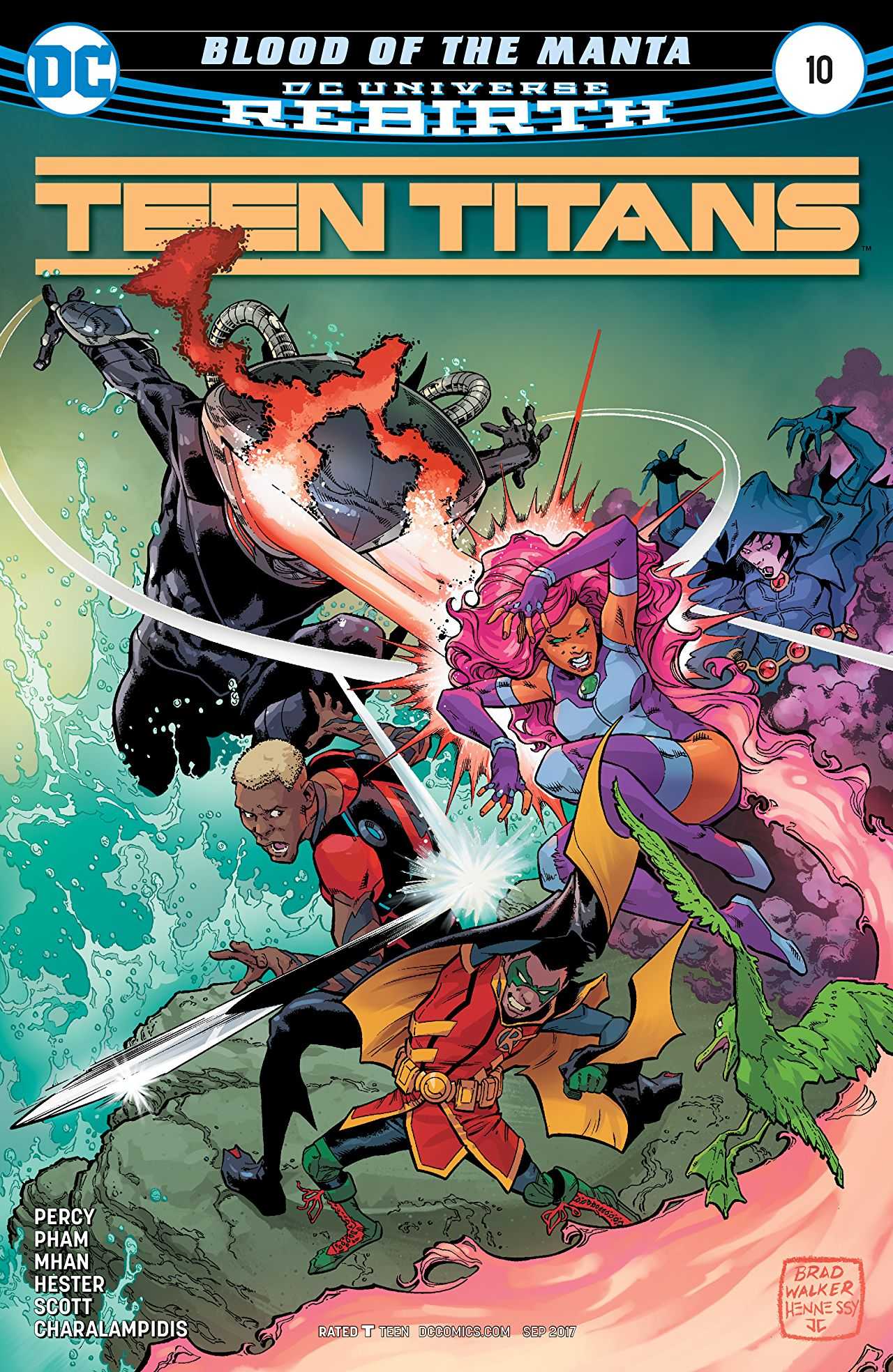 Teen Titans Vol 6 10