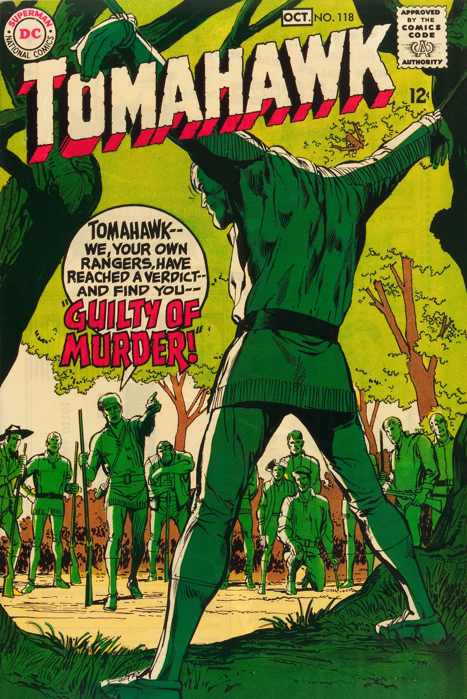 Tomahawk Vol 1 118
