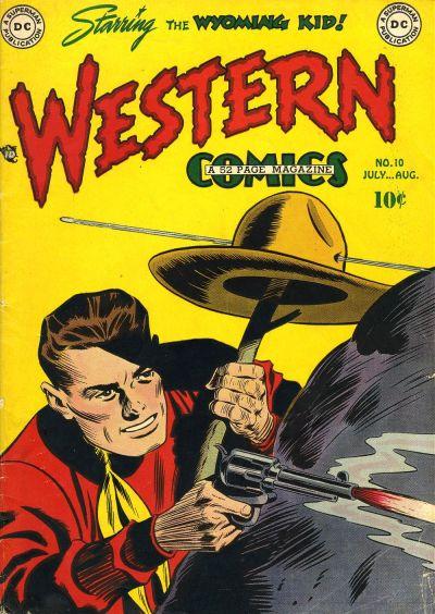 Western Comics Vol 1 10