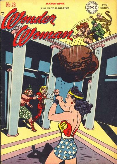 Wonder Woman Vol 1 28