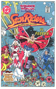 Wonder Woman and the Star Riders Cover