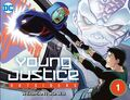 Young Justice Outsiders Vol 1 1 Digital