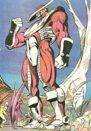 Zeta (Earth-One)