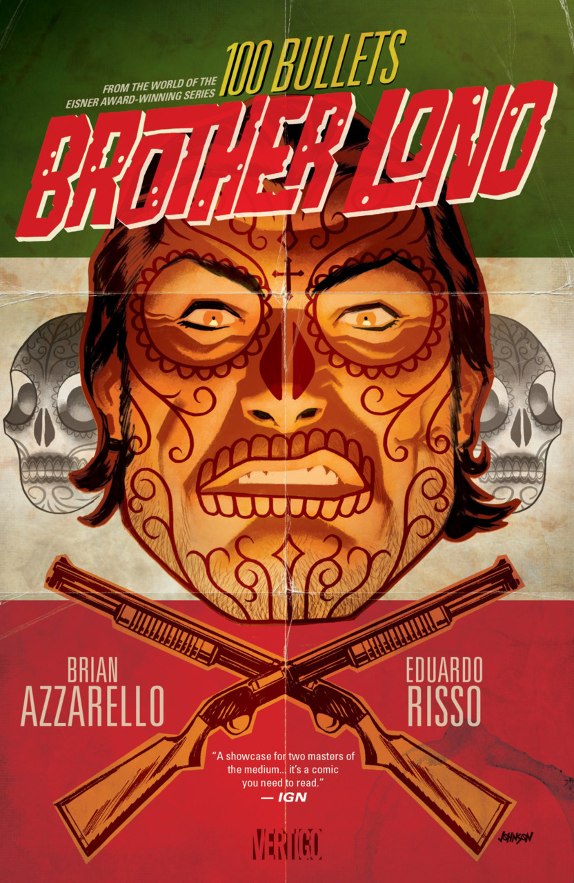 100 Bullets: Brother Lono (Collected)