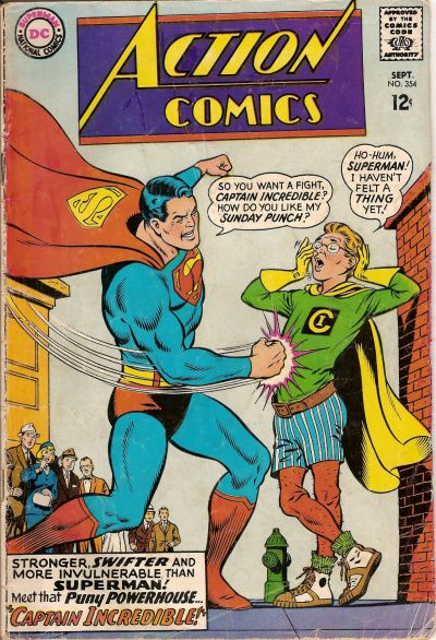 Action Comics Vol 1 354