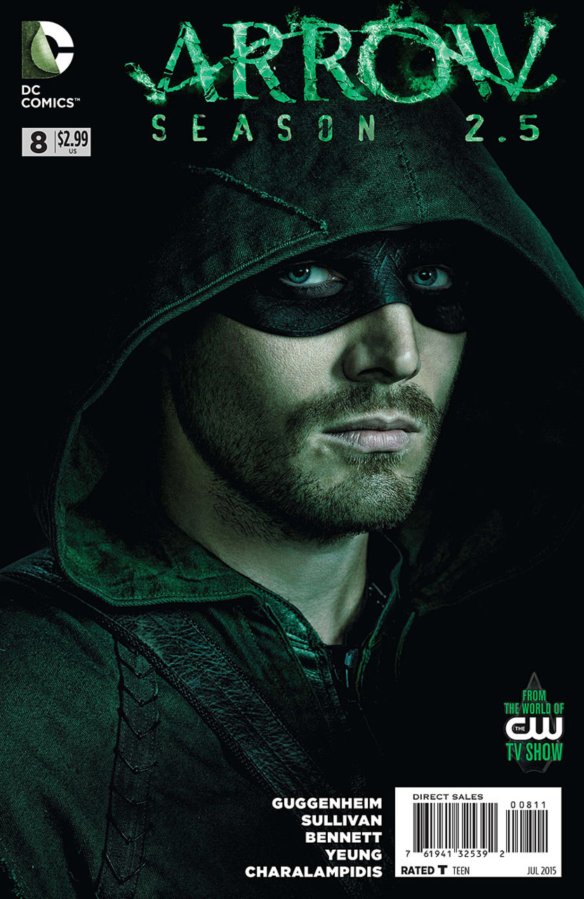 Arrow: Season 2.5 Vol 1 8