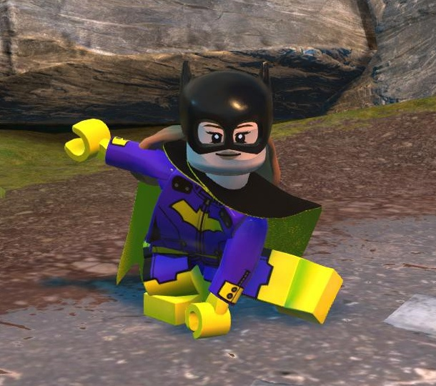 Barbara Gordon (Lego Batman)