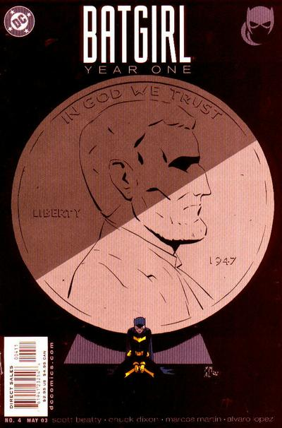 Batgirl: Year One Vol 1 4